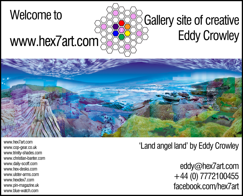 eddy crowley, artist, graphic design, irish art, abstract art, ulster art, northern ireland art